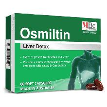 Osmiltin giải độc, bảo vệ gan - 272352
