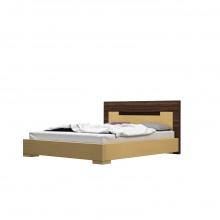 Giường ngủ Kagawa 2m nâu - IBIE