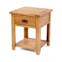 Tủ đầu giường IBIE Rustic 1 ngăn gỗ sồi