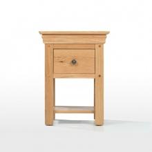 Tủ đầu giường IBIE Victoria 1 hộc gỗ sồi