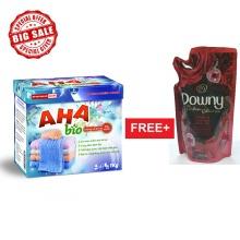 Bột giặt cao cấp AHA bio 1kg (Có quà tặng)