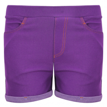 Kisetsu - Quần short nữ - Purple
