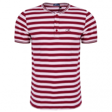 Kisetsu - Áo T-Shirt nam - RED/WH