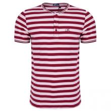 Kisetsu - Áo T-Shirt nam - RED/WH