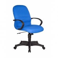 Ghế Trưởng phòng IB309 khung đúc chân ngoại nhập màu xanh - IBIE