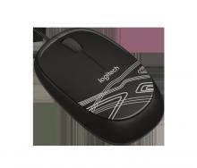Chuột quang có dây Logitech M105 (đen)