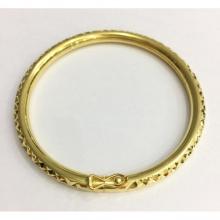 Vòng tay bạc ý mạ vàng 18k - VONG515