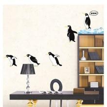 Decal dán tường chim cánh cụt PK67