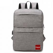 Ba lô laptop cao cấp Haras HRS159(Xám)