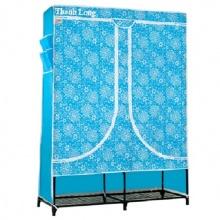 Tủ vải Thanh Long TVAI08 (xanh biển)