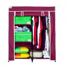 Tủ vải Thanh Long TVAI13 90 x 42 x 108 cm (Đỏ)
