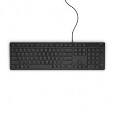 Bàn phím cổng USB Dell KB216 (Đen) - Hàng nhập khẩu