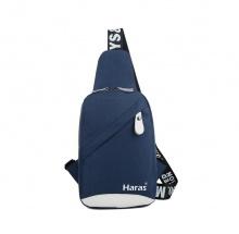 Túi đeo chéo thời trang Haras HRS083(Xanh)