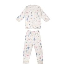 Mimi - Bộ Pajamas noel Organic cotton