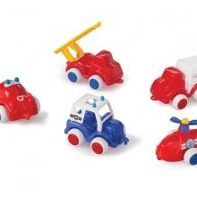 Chubbies Rescue - Set 5 cái - VK01147