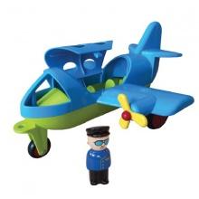 Jumbo Plane with 1 figure - VK701270