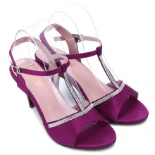 Giày nữ Huy Hoàng màu hồng HV7055