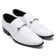 Giày nam Huy Hoàng màu trắng HV7135