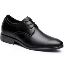 Giày tây tăng chiều cao 5 cm GH011 (Đen)