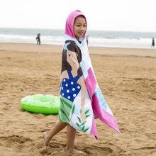 Khăn choàng tắm cho bé - KCT003