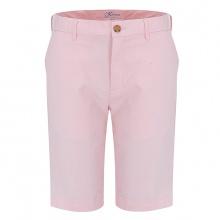 Kisetsu - quần lửng kaki nữ - hồng