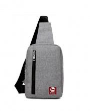 Túi đeo chéo hàn quốc thời trang HARAS HRS147 (xám)