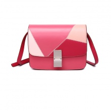 Túi xách màu hồng Venuco Madrid BS798M01-X