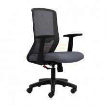 Ghế trưởng phòng IB1009 cao cấp màu đen