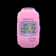 Đồng hồ thông  minh định vị trẻ em Kiddy 1 (Hồng) + Tặng sim Kid30 và thẻ cào Viettel 50k