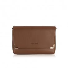 Túi xách Verchini màu nâu 005450