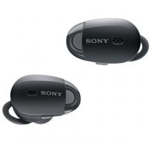 Tai nghe Sony WF-1000X Noise canceling earphones (Đen)