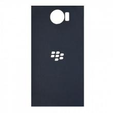 DTR - Dán lưng da Blackberry Priv màu xanh navy