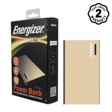 Pin sạc dự phòng Energizer 4,000mAh Li-Po 2 Cổng - UE4003 (Vàng)