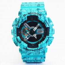 Đồng hồ nam G-Shock GA110SL-3ACR - hàng nhập khẩu