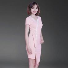 Váy Princess Dress EV0137 - (Màu hồng)