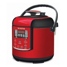 Nồi áp suất đa năng điện tử SATO ST-606PC