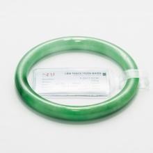 Vòng Ngọc Cẩm thạch bản tròn 55mm.1