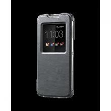 Bao cầm tay gập - BlackBerry smart flip case for DTek50 black fullbox chính hãng