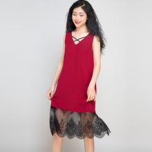 Đầm suông 2 trong 1 Hity DRE058