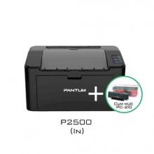 Bộ combo máy in Pantum P2500 + Mực in PC210