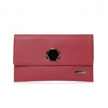 Ví cầm tay thời trang Verchini màu đỏ 007263
