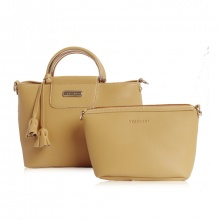 Túi xách Verchini màu vàng 004957