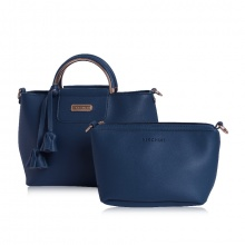 Túi xách Verchini màu xanh cổ vịt 004958