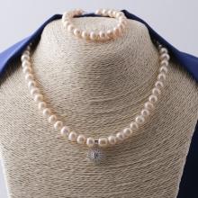 Set vòng cổ và vòng tay ngọc trai tự nhiên Opal sis_03