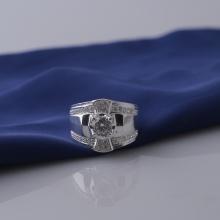 Nhẫn nam bạc và đính đá Ross Opal sis_15