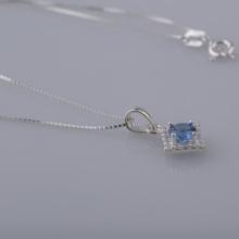 Set mặt kèm dây chuyền bạc và đính đá Ross Opal 14_09