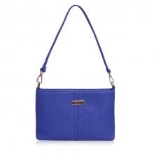 Túi thời trang verchini màu xanh coban 005065