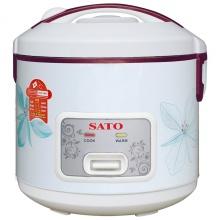 Nồi cơm điện SATO RC41A 1.8 Lít