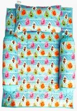 Bộ 4 món ga gối Sleep Baby - Water Drop Animals