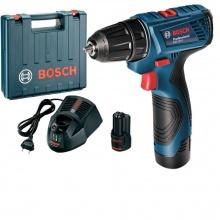 Máy khoan vặn vít dùng pin Bosch GSR 120Li